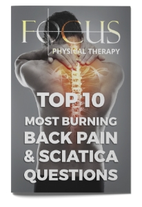 Top 10 Most Burning Back Pain & Sciatica Questions